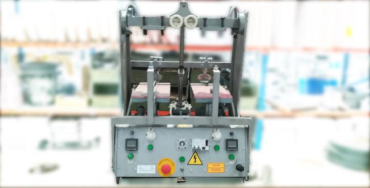 Máquina automática de vulcanizar